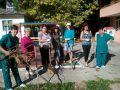 Да изчистим България - ДГ №8 Слънце - Търговище