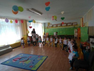 Открит урок по английски език пред родители 23.05.2019г - Изображение 1
