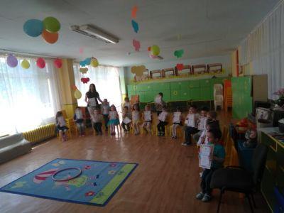 Открит урок по английски език пред родители 23.05.2019г - Изображение 2