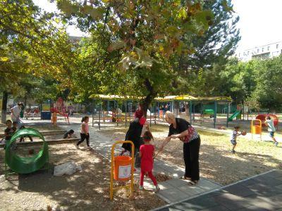 Участие на ДГ №8 Слънце в кампанията Да изчистим България - Изображение 2