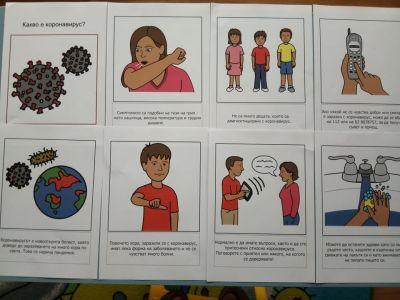Съвети към деца и родители за предпазване от заразяване в условията на Ковид-19 - ДГ №8 Слънце - Търговище