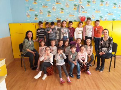 ПГ6г. по Проект АПСПО дейност 2 - ДГ №8 Слънце - Търговище